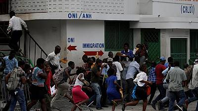 Haïti : incidents en marge d'une nouvelle manifestation de l'opposition