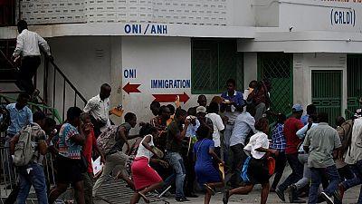 Haïti : incidents en marge d'une nouvelle manifestation de l'opposition