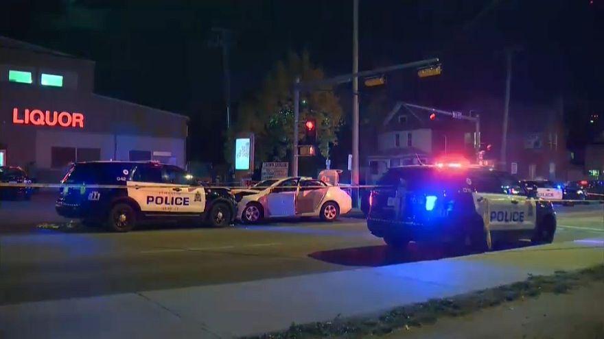 «حمله تروریستی» در ادمونتون کانادا؛ پنج نفر زخمی شدند