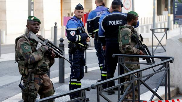 La Fiscalía antiterrorista investiga un ataque en Marsella