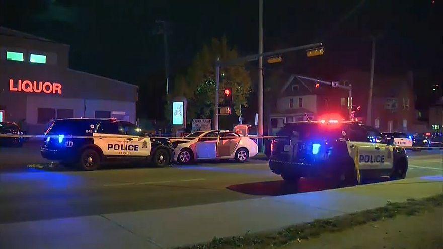 Canada: Five hurt in Edmonton 'terror' attacks
