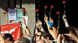 """Cravos evocam Portugal na """"revolução"""" da Catalunha"""