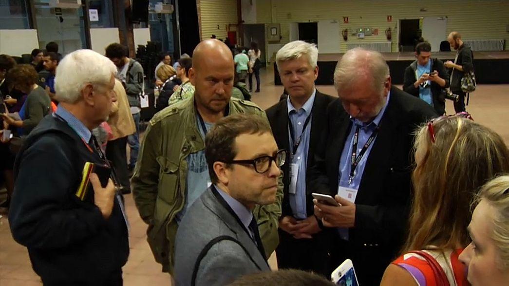 Международные наблюдатели в Каталонии