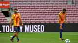 انطلاق مبارة برشلونة ولاس بالماس من دون جماهير