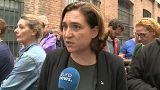 Barselona Belediye Başkanı: Bütün kırmızı çizgiler aşıldı