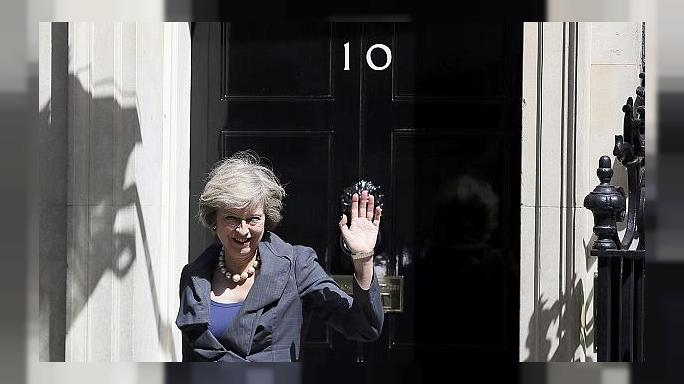 British PM May says cabinet united on her programme, Brexit
