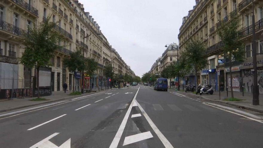 Autómentes nap Párizsban