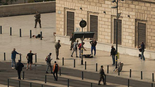 Une attaque au couteau fait deux morts à Marseille