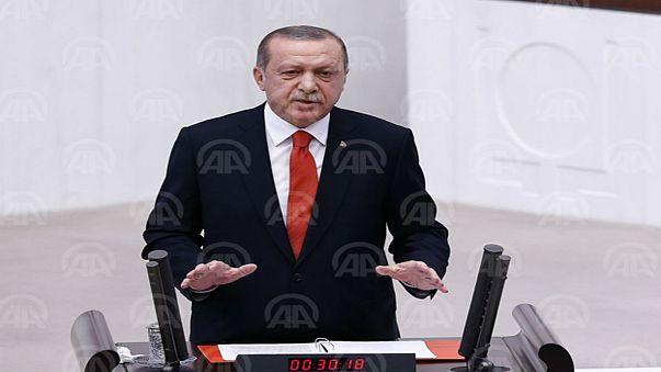 Erdoğan'dan Barzani'ye 'yanlıştan dön' çağrısı