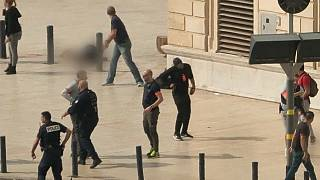 """French police say stabbings in Marseille are """"likely terrorist attack"""""""