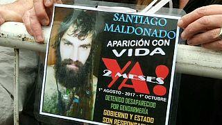 Buenos Aires: Proteste nach Verschwinden von Aktivisten