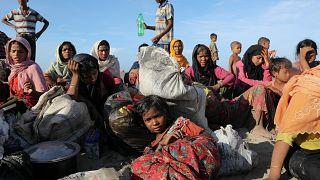 بنغلادش تطالب بعودة مسلمي الروهينغا إلى ميانمار