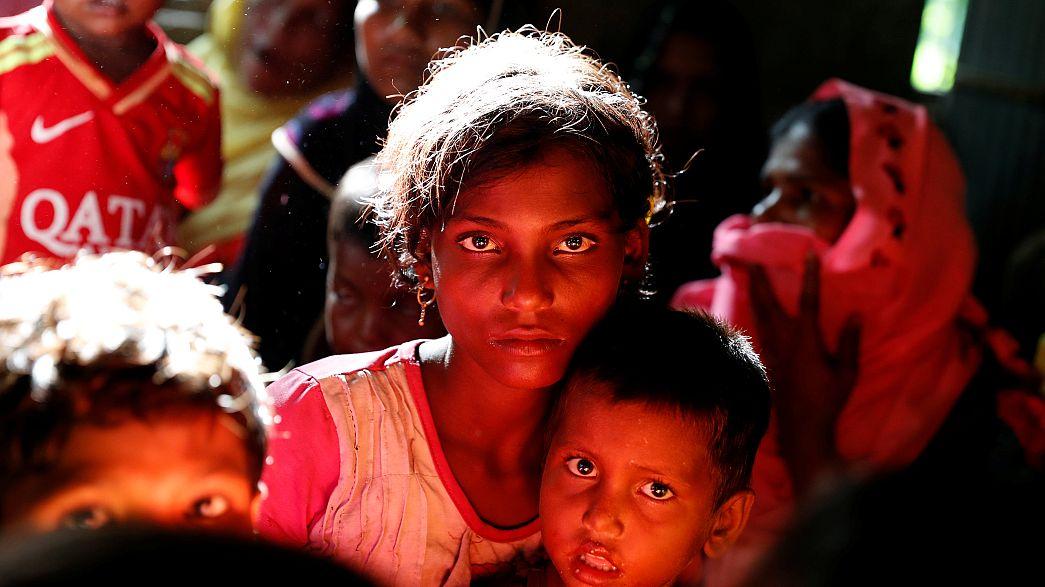 Myanmar e Bangladesh vão repatriar rohingyas