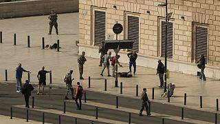 حمله مارسی؛ مهاجم پس از قتل اول از صحنه گریخته بود