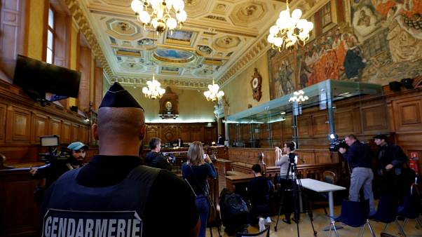 Prozessauftakt: Angriff auf jüdische Schule in Toulouse