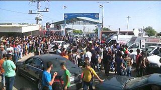 Filistin Başbakanı Gazze'de