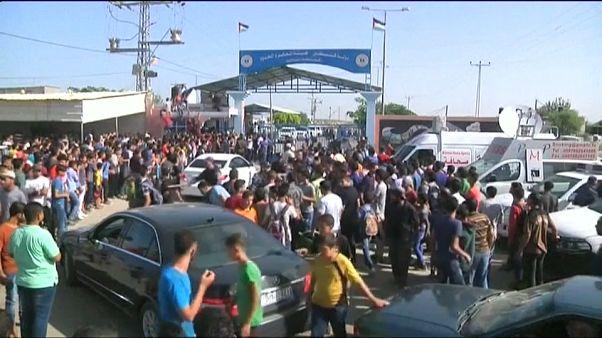 Riconciliazione Hamas-Fatah: il premier palestinese Hamdallah a Gaza