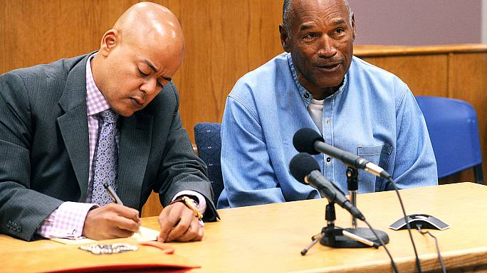 Back from 'nowhere, USA': O.J. Simpson freed after nine years in jail