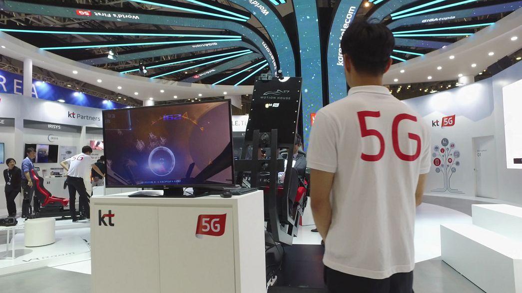 """Corea del Sud tra """"SMART CITY"""" e Olimpiadi in 5G"""