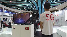 """As inovações digitais da Coreia do sul na cimeira """"Telecom World"""""""