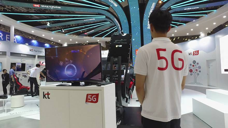 Smart City und 5G: Telecom World Summit in Südkorea