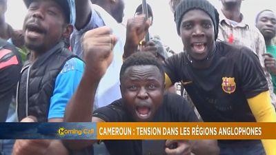 Cameroun : Les manifestants anglophones proclament l'indépendance symbolique dans un climat de tension [The Morning Call]