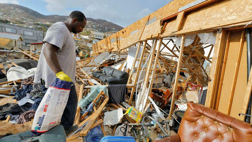 Les ouragans, de puissants pollueurs
