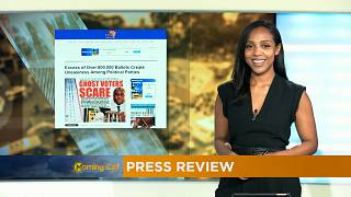 Revoir la revue de presse du 02-10-2017 [The Morning Call]