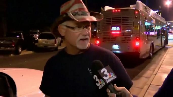 Görgü tanıkları ABD'deki saldırı anını anlattı