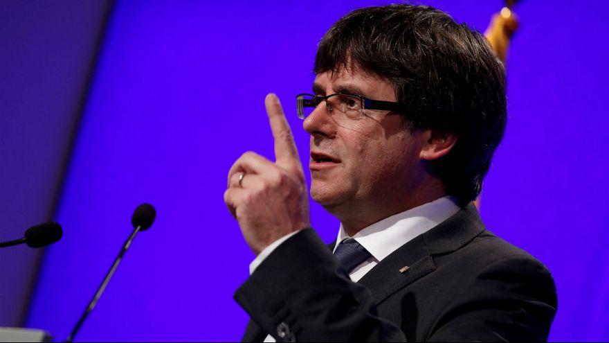 رهبر منطقه کاتالونیا: رای همه پرسی الزام آور است