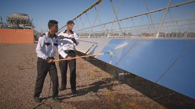 Takeaway: What's wrong with solar power plants?