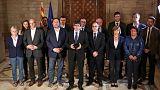 A união na Catalunha um dia depois do referendo