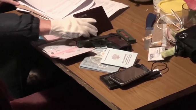 """ФСБ разоблачила в Москве """"спящую ячейку"""""""