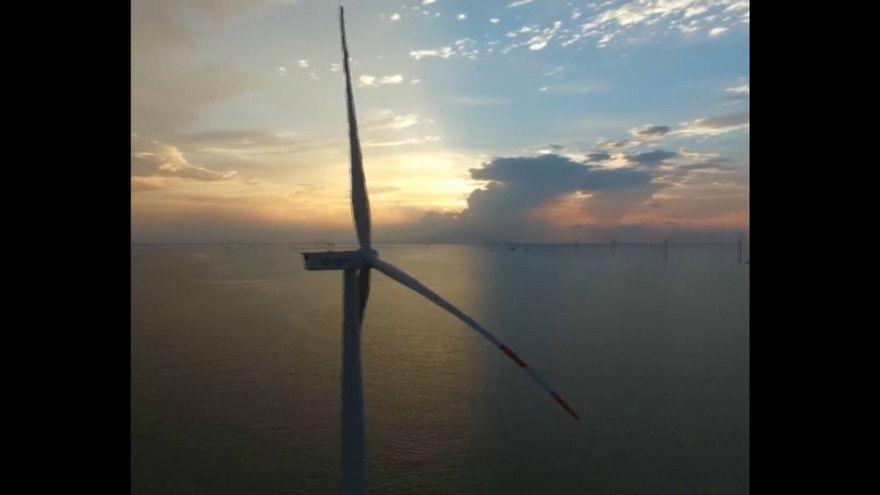 Chine : l'empire de l'éolien