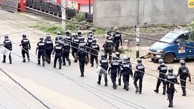 Cameroun : la région anglophone du Sud-Ouest toujours quadrillée par la police