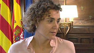 """Dolors Montserrat: """"No se puede retar a la democracia"""""""