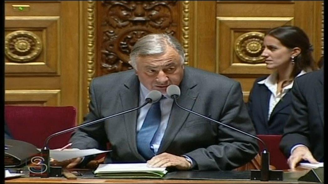 Sénat : troisième perchoir pour Larcher