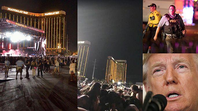Social media reacts to Las Vegas shooting by demanding stricter gun laws