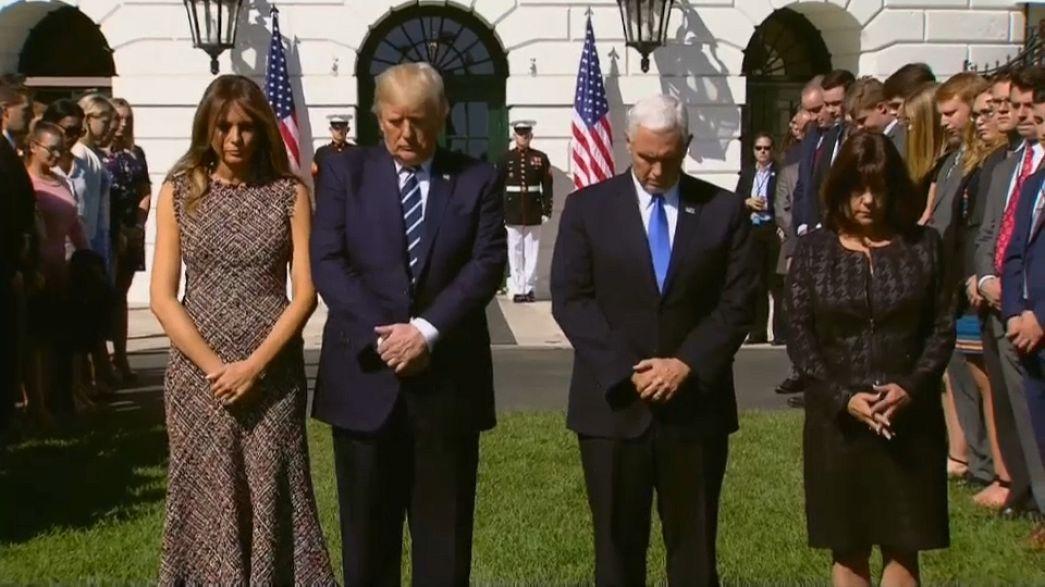 Trump agli americani: dopo la strage, appello all'unità