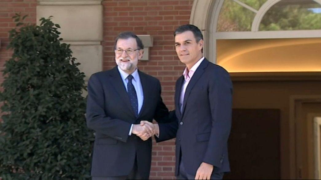 Rajoy pide unidad constitucional ante el desafío independentista