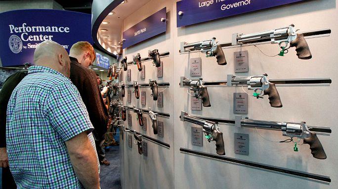 Schock von Las Vegas: Waffen-Debatte kocht wieder hoch