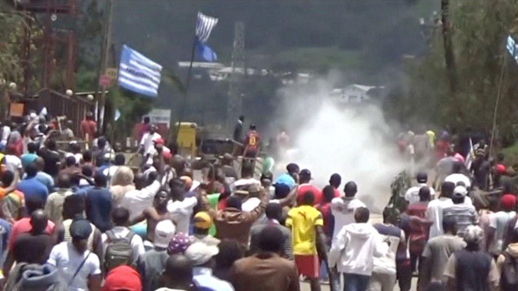 Halottai is vannak a kameruni összecsapásoknak