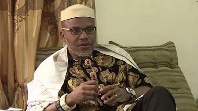 U.K. seeks status of 'missing' Biafra leader from Nigeria govt