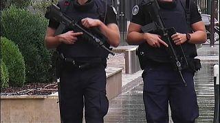 Five arrested over homemade bomb found near Paris stadium