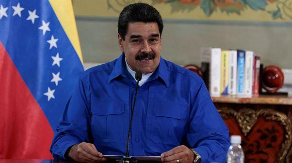 عقوبات ترامب تزيد من شعبية مادورو إلى 23%