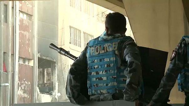 Rendőrőrsön robbantottak Damszkuszban