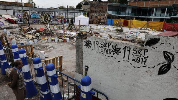 Mexico cherche ses morts