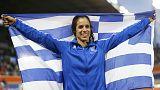 Η Κατερίνα Στεφανίδη διεκδικεί τον τίτλο της κορυφαίας αθλήτριας 2017
