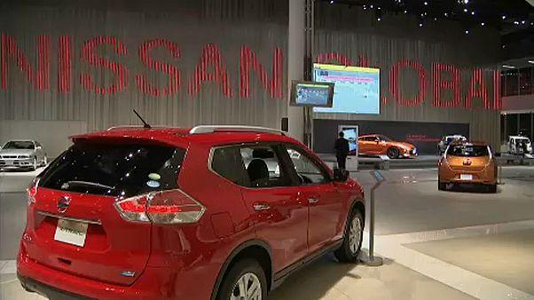 Nissan: 1,2 millió autót kell újravizsgáztatni