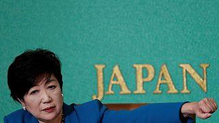 حاكمة طوكيو لن تخوض الانتخابات اليابانية